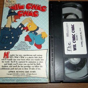 WIL CWAC CWAC - FHE VHS
